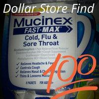 Mucinex Fast-Max Cold, Flu & Sore Throat Packets, Honey Lemon, 8 ea uploaded by Chantel H.