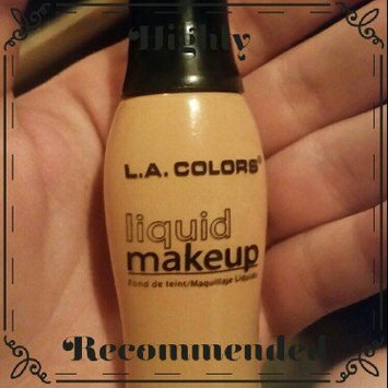 Photo of L.A. COLORS Liquid Makeup uploaded by Mary S.