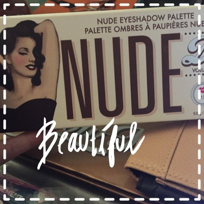 Thebalm the Balm Nude Dude Palette uploaded by Nancy C.