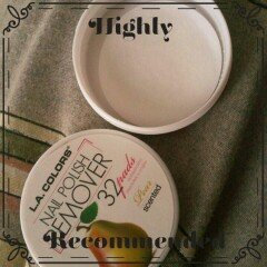 Photo of L.a. Colors LA COLORS Polish Remover Pads - Pear Scent uploaded by Chrissy D.