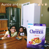Cheerios General Mills Multi Grain Cereal uploaded by Leonor  R.