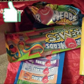 Airheads Candy  uploaded by Brandy B.