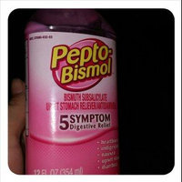 Pepto-Bismol uploaded by Sarah G.