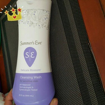 Summer's Eve Cleansing Wash for Sensitive Skin uploaded by Jennifer L.