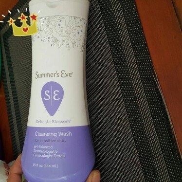 Summer's Eve Cleansing Wash for Sensitive Skin uploaded by Jennifer L.