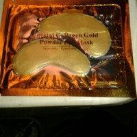 24K Gold Crystal Collagen Anti-Aging Under Eye Masks - 12 Treatments/ 24 pads uploaded by Alejandra G.
