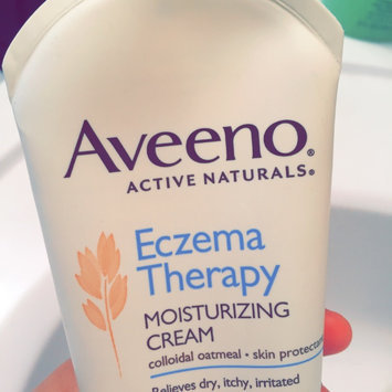 Aveeno Active Naturals Eczema Therapy Moisturizing Cream uploaded by Crystal A.