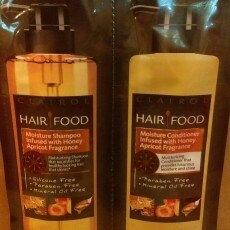 Hair Food Apricot Shampoo - 17.9 oz uploaded by Beth Ann B.
