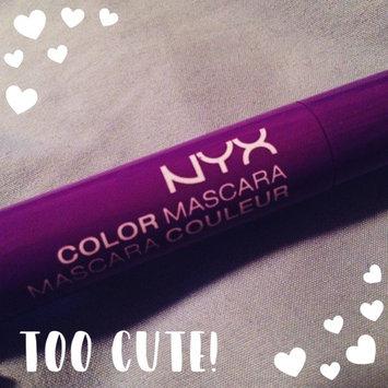 NYX Color Mascara uploaded by Cyndi R.