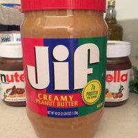 Jif Creamy Peanut Butter Spread uploaded by Sofía B.