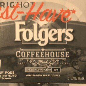 Folgers Coffee Classic Roast uploaded by Kendra G.