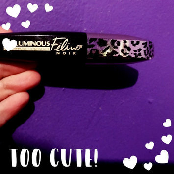 L'Oréal Paris Voluminous Feline Noir™ Waterproof Mascara 634 Ferocious Black 0.26 fl. oz. Carded Pack uploaded by Bobbi L.