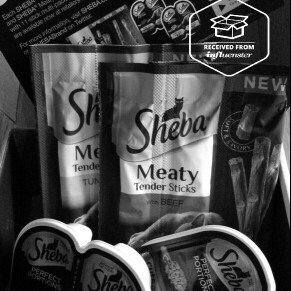 Photo of SHEBA® Meaty Tender Sticks uploaded by Brittany G.