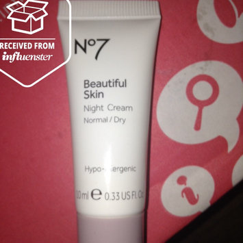 Photo of Boots No7  Beautiful Skin Night Cream Normal/Dry uploaded by shailiz c.