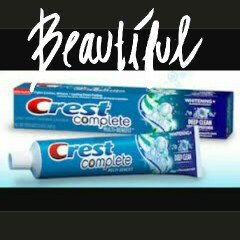 Crest Toothpaste uploaded by Ibett D.
