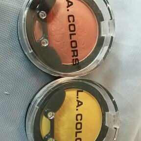 Photo of L.A. Colors Duo Eyeshadow Pot uploaded by NINETT V.