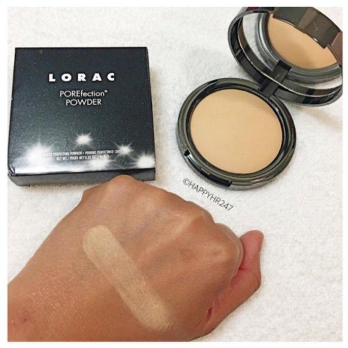 LORAC POREfection Baked Perfecting Powder uploaded by Reni C.