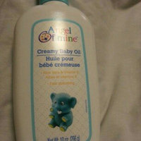 Greenbriar Incorporated Creamy Baby Oil with Aloe Vera & Vitamin E - 10 oz,(Angel of Mine) uploaded by Mrs J.