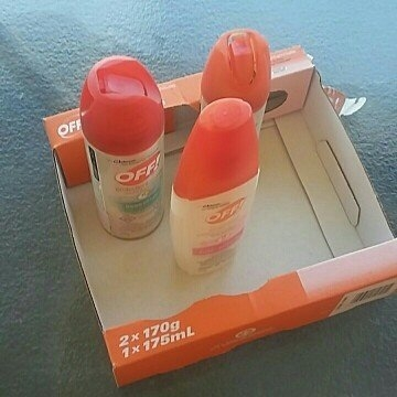 OFF! FamilyCare Smooth & Dry, 15% DEET, 113 g uploaded by Zoe G.