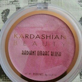 Photo of Kardashian Beauty Radiant Ombr? Blush uploaded by Colleen E.