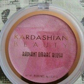 Kardashian Beauty Radiant Ombr? Blush uploaded by Colleen E.