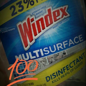 Photo of Windex® Antibacterial Multi-Surface Cleaner 32 fl. oz. Bottle uploaded by Cori P.
