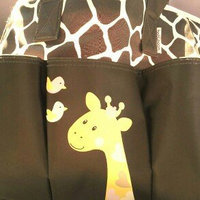 Baby Boom Diaper Bag & Changing Pad Giraffe - STEVENS BABY BOOM LTD. uploaded by Megan A.