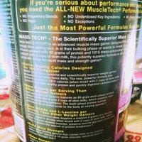 MuscleTech Mass-Tech Weight Gain uploaded by Harjot s.