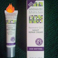 Andalou Naturals Fruit Stem Cell Night Repair Cream uploaded by ismaray g.
