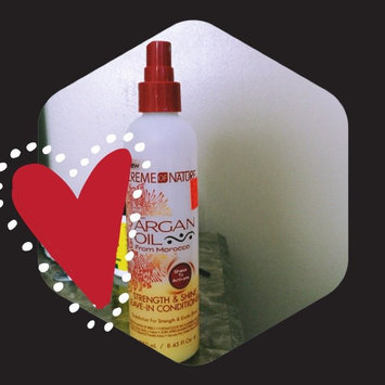 Creme Of Nature Strength & Shine Leave-in Conditioner uploaded by Elizabeth G.