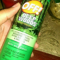 OFF! Deep Woods Insect Repellent V uploaded by Luchy C.