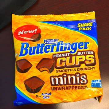 Photo of BUTTERFINGER Peanut Butter Cups uploaded by Megan A.