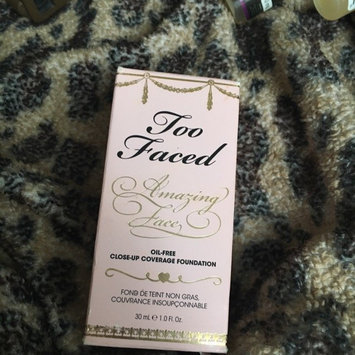 Photo of Too Faced Amazing Face Liquid Foundation uploaded by Angel B.