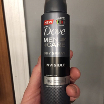 Photo of Dove Men+Care Antiperspirant Dry Spray Invisible uploaded by Mike B.