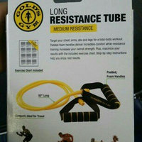 Golds Gym Long Resistance Tube uploaded by Claudia S.