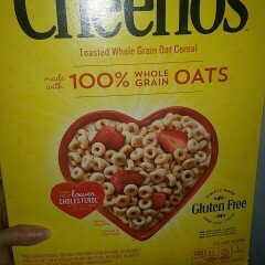 General Mills Cheerios Cereal uploaded by johanna f.