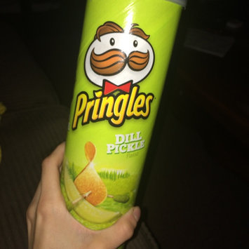 Photo of Pringles® Xtra Screamin' Dill Pickle Potato Crisps uploaded by Melissa D.