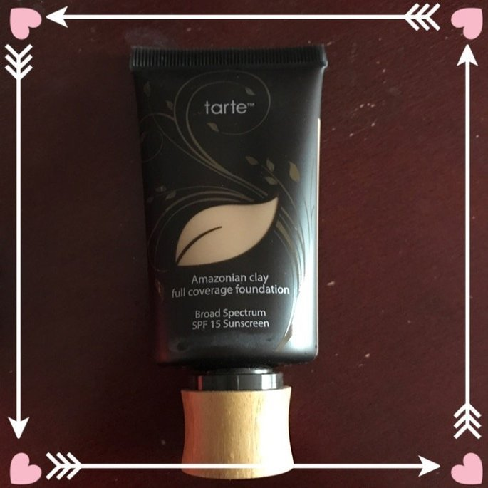 tarte Amazonian clay 12-hour full coverage foundation uploaded by Maria G.