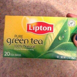 Lipton Purple Acai Blueberry Green Tea Superfruit 20 ct uploaded by ismaray g.