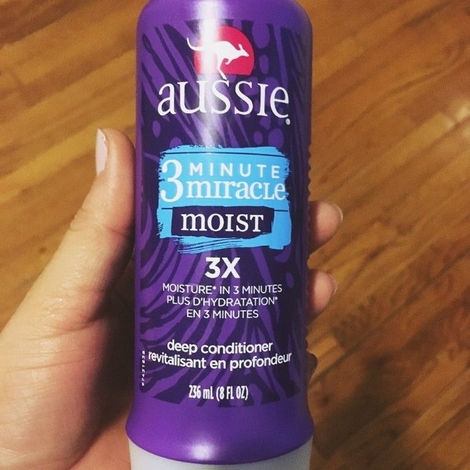 Aussie 3 Minute Miracle Color Conditioning Treatment, 8 fl oz uploaded by Yamily S.