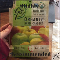 Go Lightly Go Naturally Organic Hard Candies Apple 3.5 oz bag: 6ct uploaded by JoAnna C.