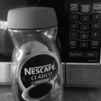 Nescafe Clasico Decaf Instant Coffee uploaded by Stephanie H.