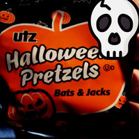 Utz Halloween Pretzel uploaded by Daniella B.