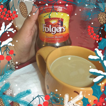 Folgers Classic Roast Instant Coffee Crystals uploaded by Joanna G.