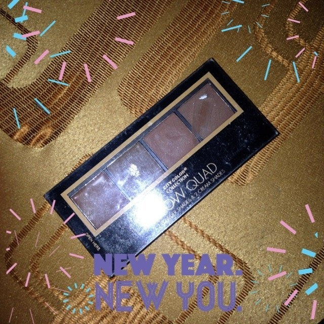 CITY COLOR COSMETICS Brow Quad - Medium uploaded by Katherine A.