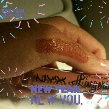 NYX Lip Lingerie Liquid Lipstick, Ruffle Trim uploaded by Pelin