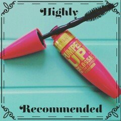 Maybelline Volum'Express Pumped Up! Colossal Waterproof Mascara uploaded by Bei L.