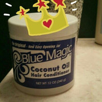 Blue Magic Original Coconut Oil Hair Conditioner uploaded by Rose G.