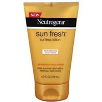 Neutrogena® Sun Fresh Sunless Lotion uploaded by Apoorva R.