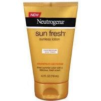 Neutrogena Sun Fresh Lotion Fair/Medium, 4 fl oz uploaded by Apoorva R.